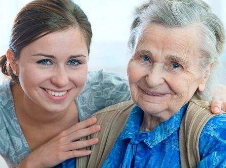 Generationen Leben im Alter