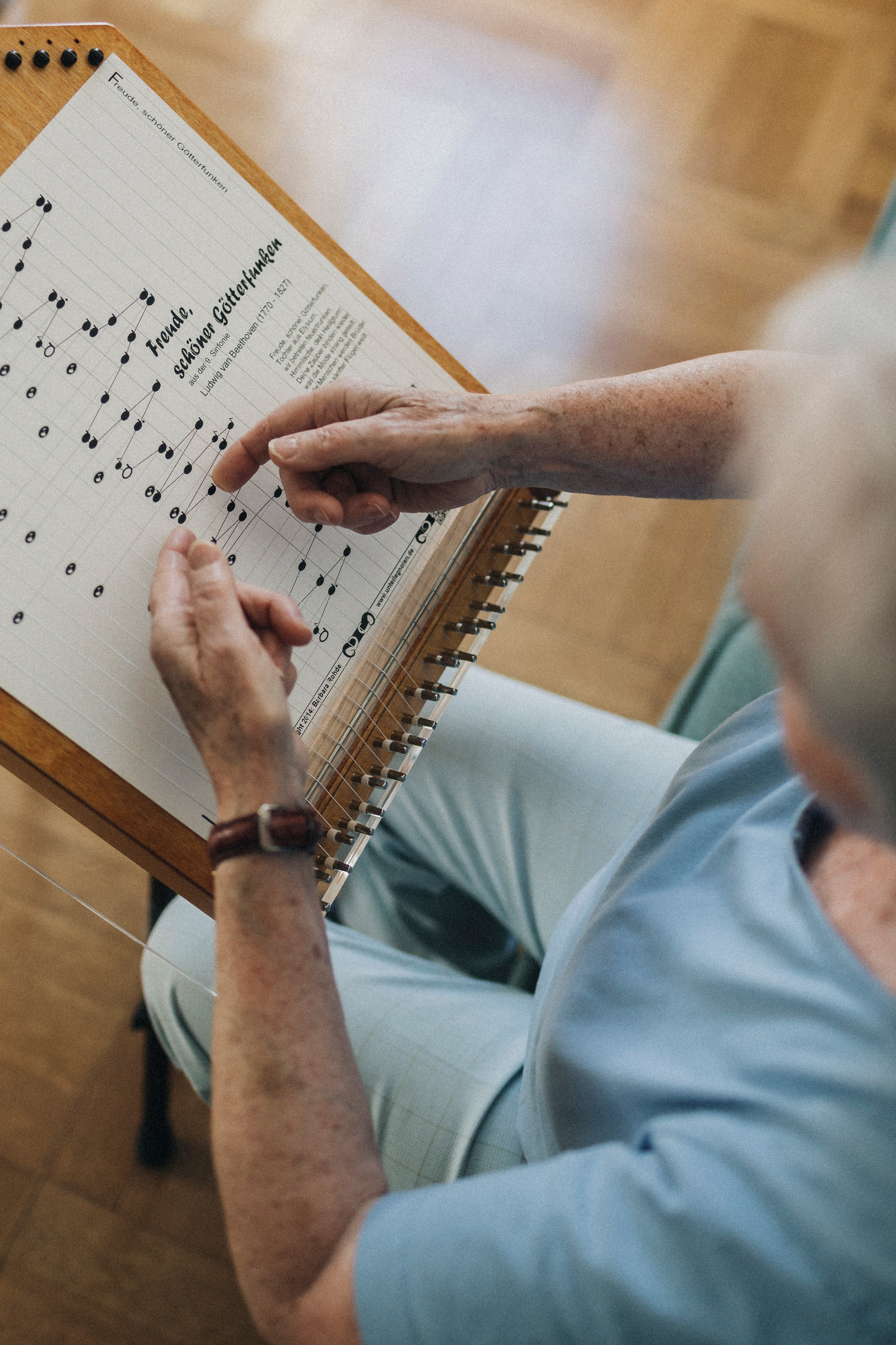 Zauberharfe Senioren