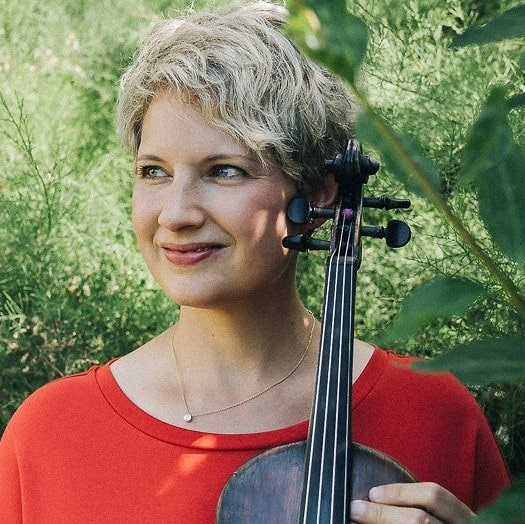 Musikgeragogin Anette Zanker-Belz